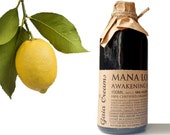 Mana Loa Awakening Body and Soul Oil Truly Organic, Vegan and Ethical 100ml Freshly Made to Order