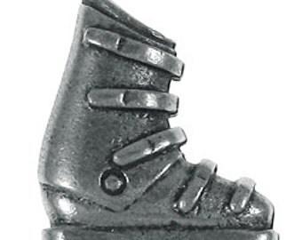 Ski Boot Lapel Pin - CC225