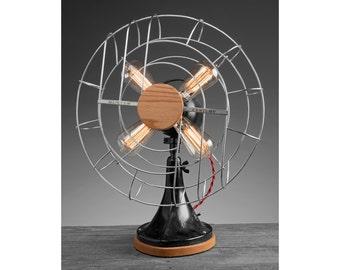 A Fan-tastic Lamp