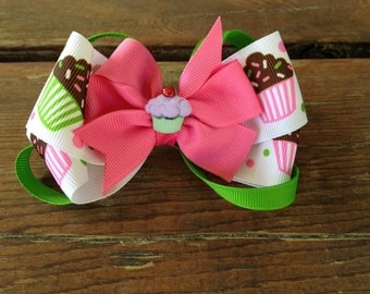 Cupcake Boutique Bow