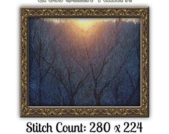 Nature's Finest Cross Stitch Pattern No. 43 - Instant Download pdf