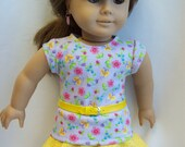 """American Girl 18 """" inch or other Doll Color CHOICE Belt Silver tone WORKING Buckle Accessories"""