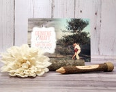 Rustic Save the Date – ...