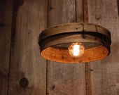 Cheese Sifter Barrel Pendant