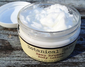 Manly Lotion - Paraben Free Lotion - Men's Lotion - You Choose the Scent