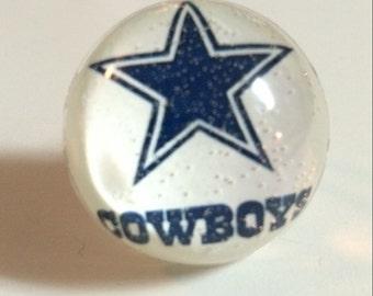 Dallas Cowboys Ring - Dallas Ring - Cowboys Ring - Dallas Jewelry - Cowboys Jewelry - Dallas Cowboys - Ring - Football Ring