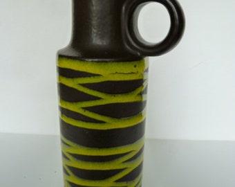 WEST GERMAN VINTAGE vase