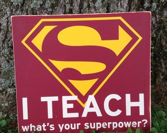 16x16 What's Your Superpower