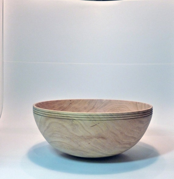 handmade wooden salad bowl handcrafted wooden sycamore large woodens salad bowl made 7861