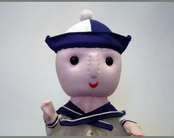 Sailor -  15 inches handpuppet for children