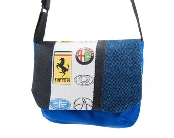 Messenger bag for school children: Ferrari