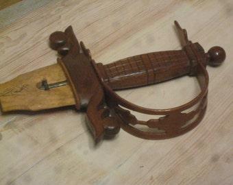 SALE!! Carved Sword Handle / Cosplay