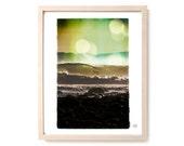 """Surf Photo Print """"Twilight"""" - Borrowed Light Series"""