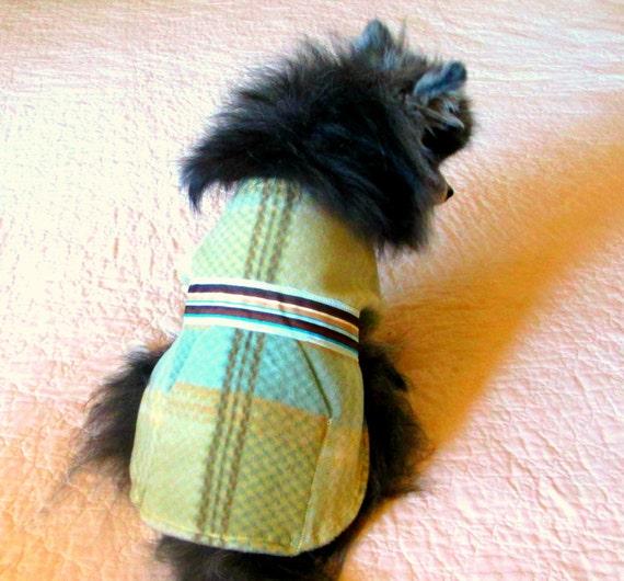 Small Dog Coat, Dog Coat, Fleece Dog Coat, Custom Dog Coat, Toy Dog Coat, Teacup Dog Coat