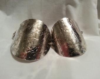 Spoon Bracelet, Vintage, Spoon Jewelry, Silverware Jewelry