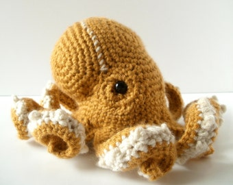 Acht the Crochet Octopus