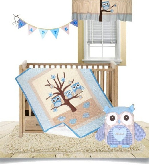 Owl Room Decor Owl Decor Decorative Owl Personalized