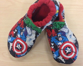 Captain America, Avengers Slippers