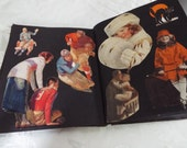 Charming Antique Scrapbook From the 1920s