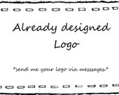 1 x 1 inch.Fabric Label. Your Logo. Already created.