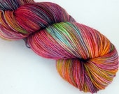 Where Dreams Become Reality - Hardwear - Superwash BFL / Nylon - Fingering Weight -  464 yds.