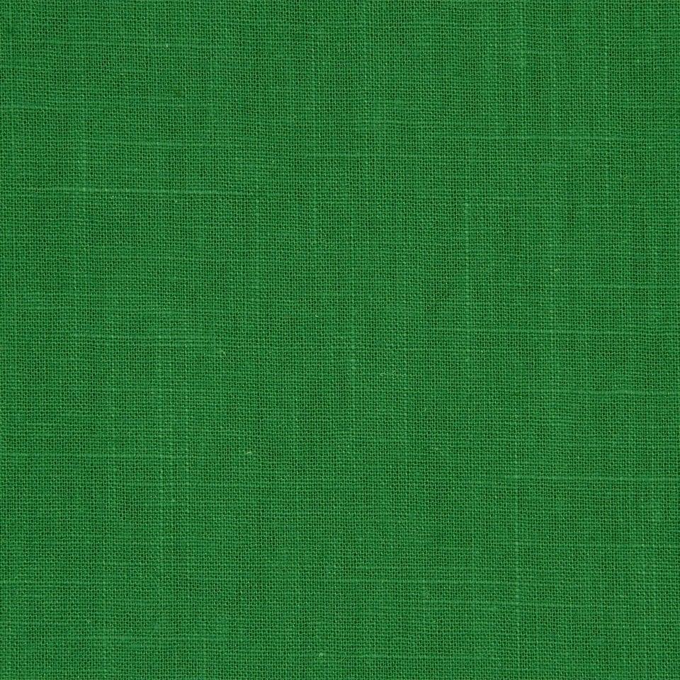Light Emerald Green Linen Upholstery Fabric