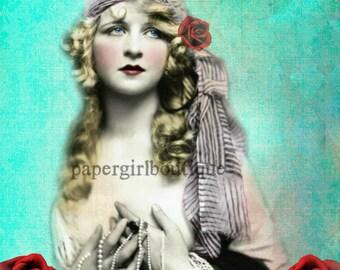 Gypsy Rose Facebook Banner/Timeline Banner/Blog Banner