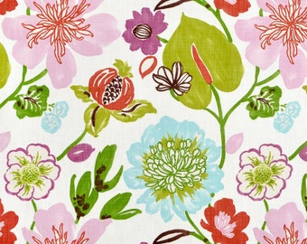 Braemore Gorgeous Petal Fabric Sold as one full piece.