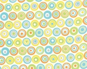 Bump to Baby - White Sprouts Moda Fabrics 10043 11