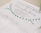 """24""""x36"""" Wedding Marriage Certificate Poster Guestbook Customized"""