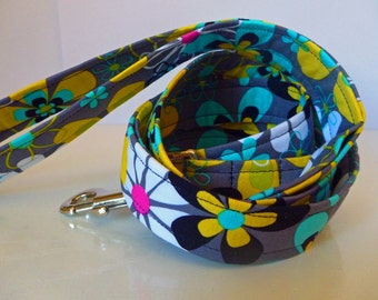 Dog Leash - Custom Made Designer Leash to go with Dog Collar