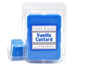 Vanilla Custard Scented Soy Wax Tart Melts - Fish Fingers Not Included