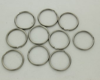 Split Ring Stainless Steel 25 Mm