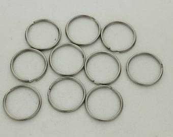 Split Ring Stainless Steel 25 Mm