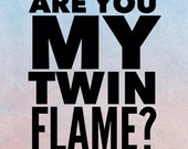 Are you my Twin Flame? Tarot Reading- Video or MP3