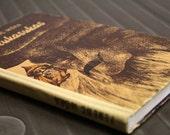 "Blank Book Tartuensis Classic ""Wizard"" Harcover Journal"