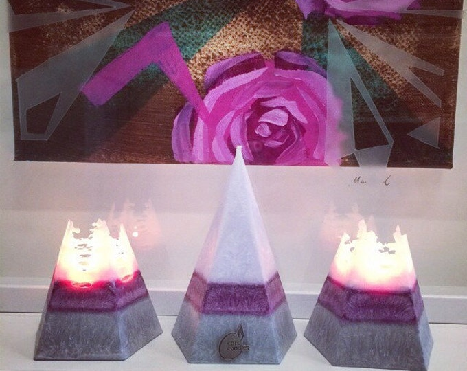 Lavender Vegan Candle