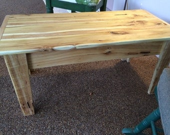Black Locust Coffee Table--sold but taking orders