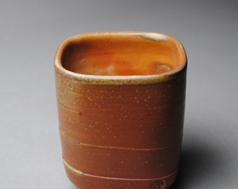 Tumbler Wine Cup Wood Fired K76
