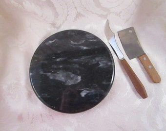 Marble Cheese Board Etsy