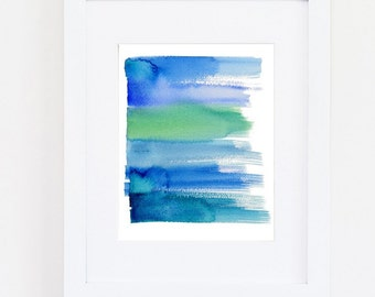Abstract Watercolor, Abstract Painting, Watercolors Paintings Original, Watercolour Print, Watercolor Giclee, Giclee Watercolor,