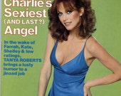 Charlie's Angels - Charlie's Sexiest Angel Tanya Roberts 1981 People Magazine - Gift for 1981 Babies!  #13