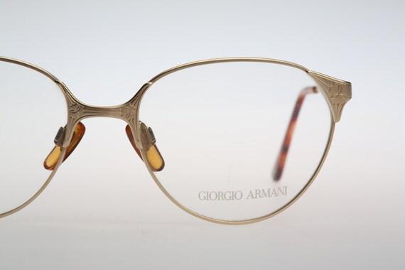 Vintage Giorgio Armani Eyeglass Frames : Giorgio Armani 212 / Vintage eyeglasses / NOS / 90s rare and