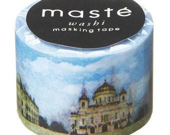Russia Japanese Washi Tape Masking Tape Deco Tape Paper Tape (MST-MKT10-B)