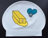 Butterfly Swim Cap, Butter Fly Logo