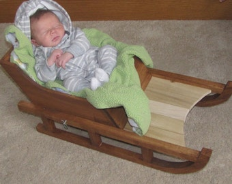 2 and 1 newborn  photo prop furniture one available