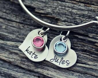 Heart Add On for Bracelets