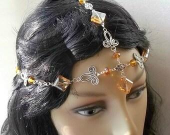 Popular Items For Warrior Headdress On Etsy