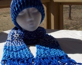 Jack Frost Hat And Scarf Set
