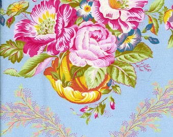 SALE Good Company - Jennifer Paganelli - Vickie in Opal - 1/2 Yard